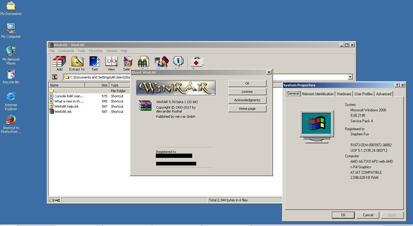 winrar xp sp3 free download