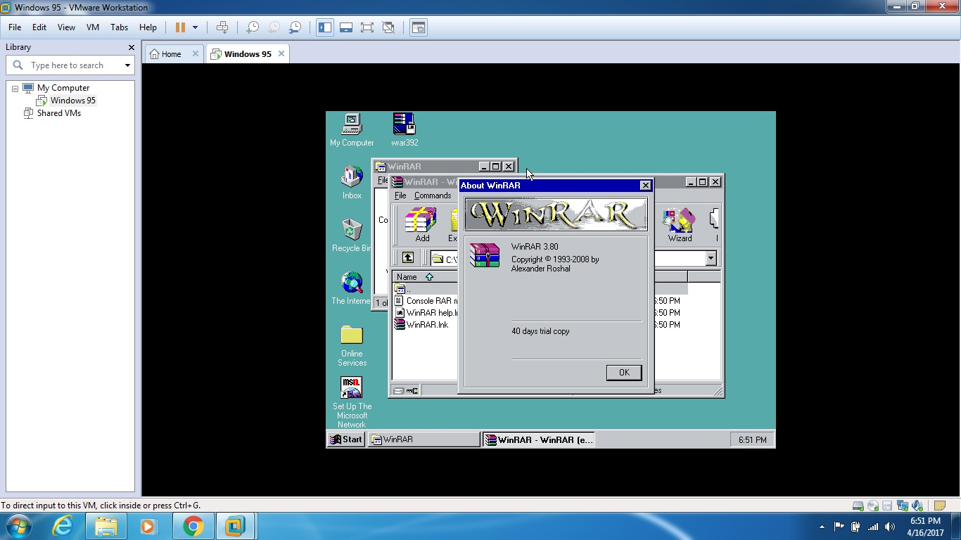 Last Versions of Software for Windows 95 - Page 2 - Windows 9x/ME - MSFN