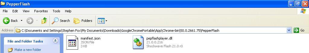 Chrome 49 Update - Page 3 - Windows XP - MSFN