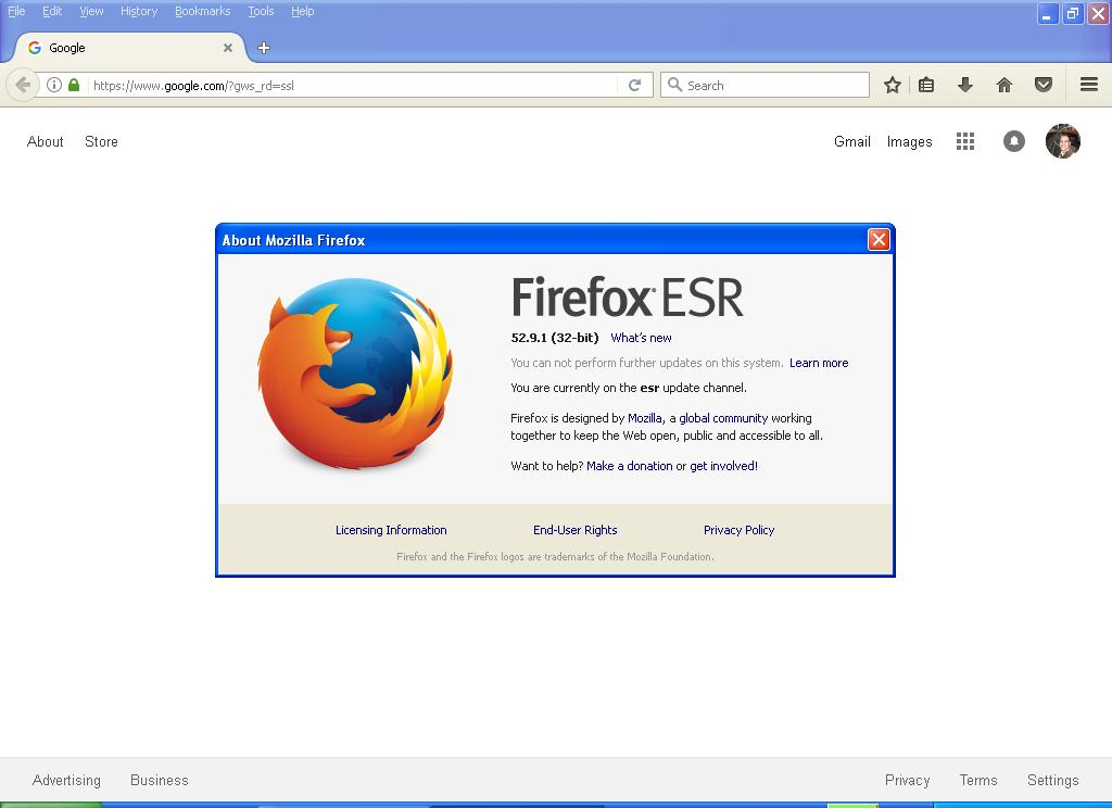 firefox for windows xp sp3 32 bit download