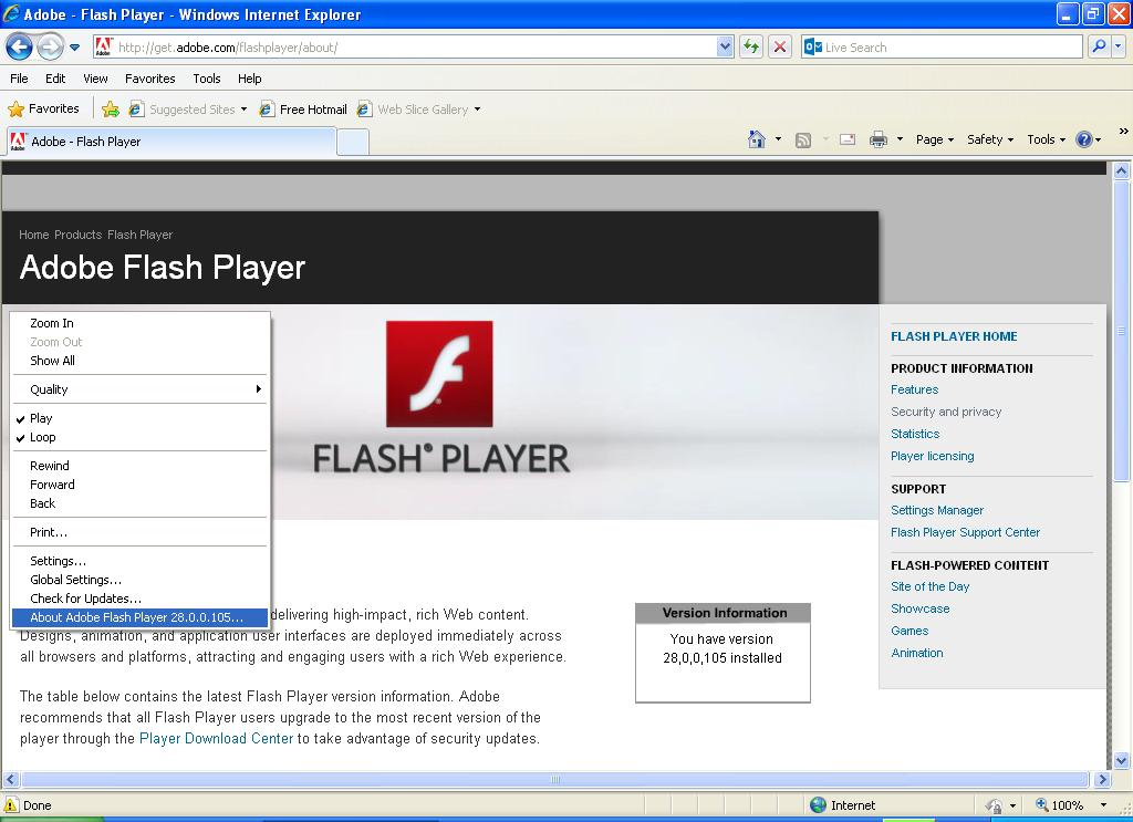 adobe flash player for windows 98se free download