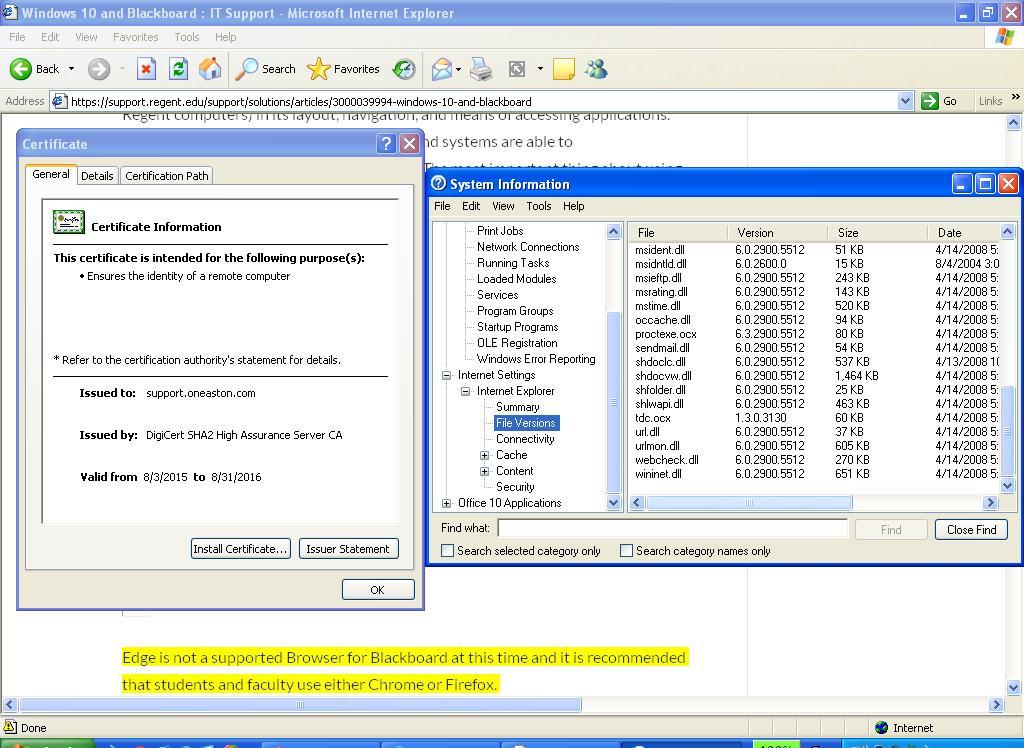 Still find XP with IE6? - Windows XP - MSFN