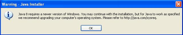 Using up-to-date JRE on WinXP - Windows XP - MSFN